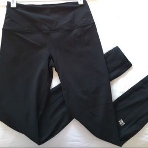 VSX Sport Black Long yoga pants, size small